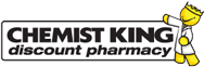 Chemist King Pharmacy logo