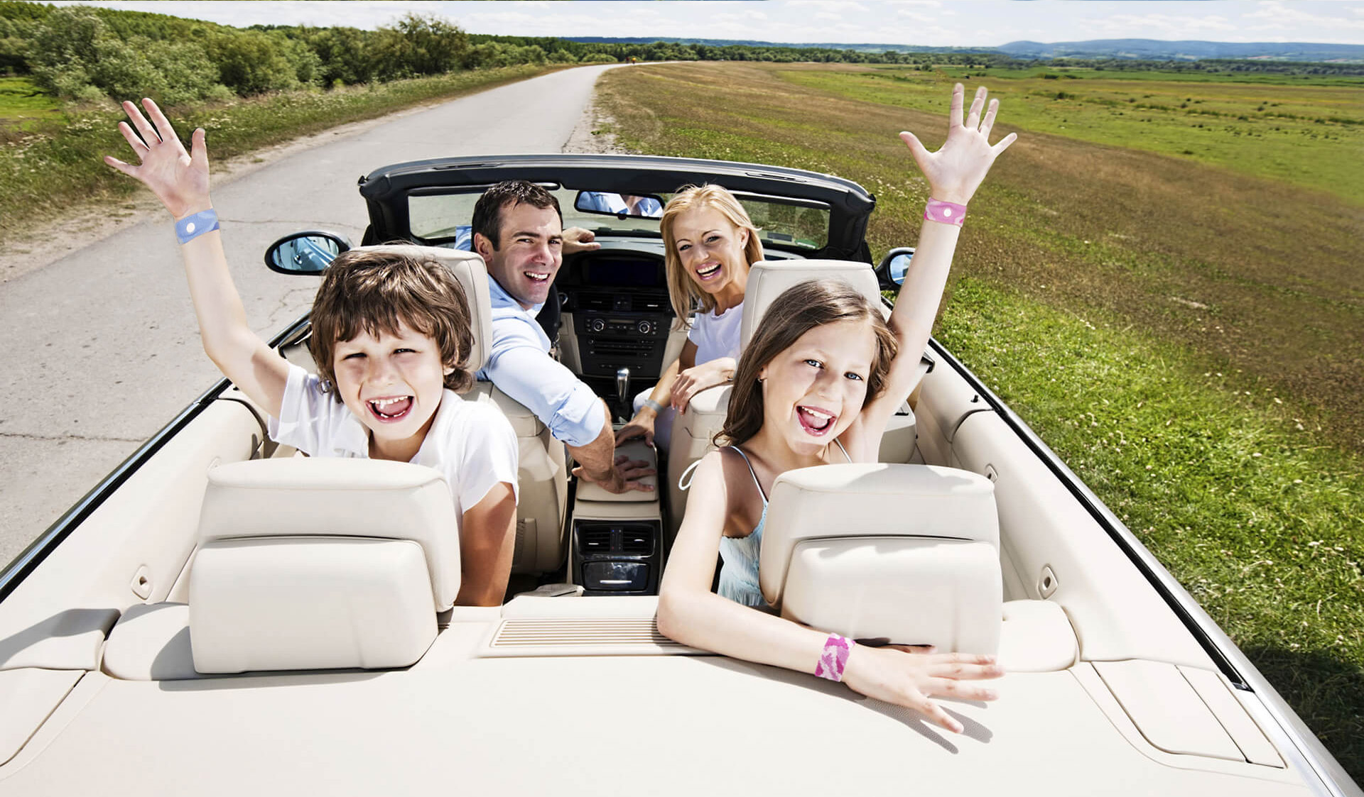Road trip with kids: how to plan
